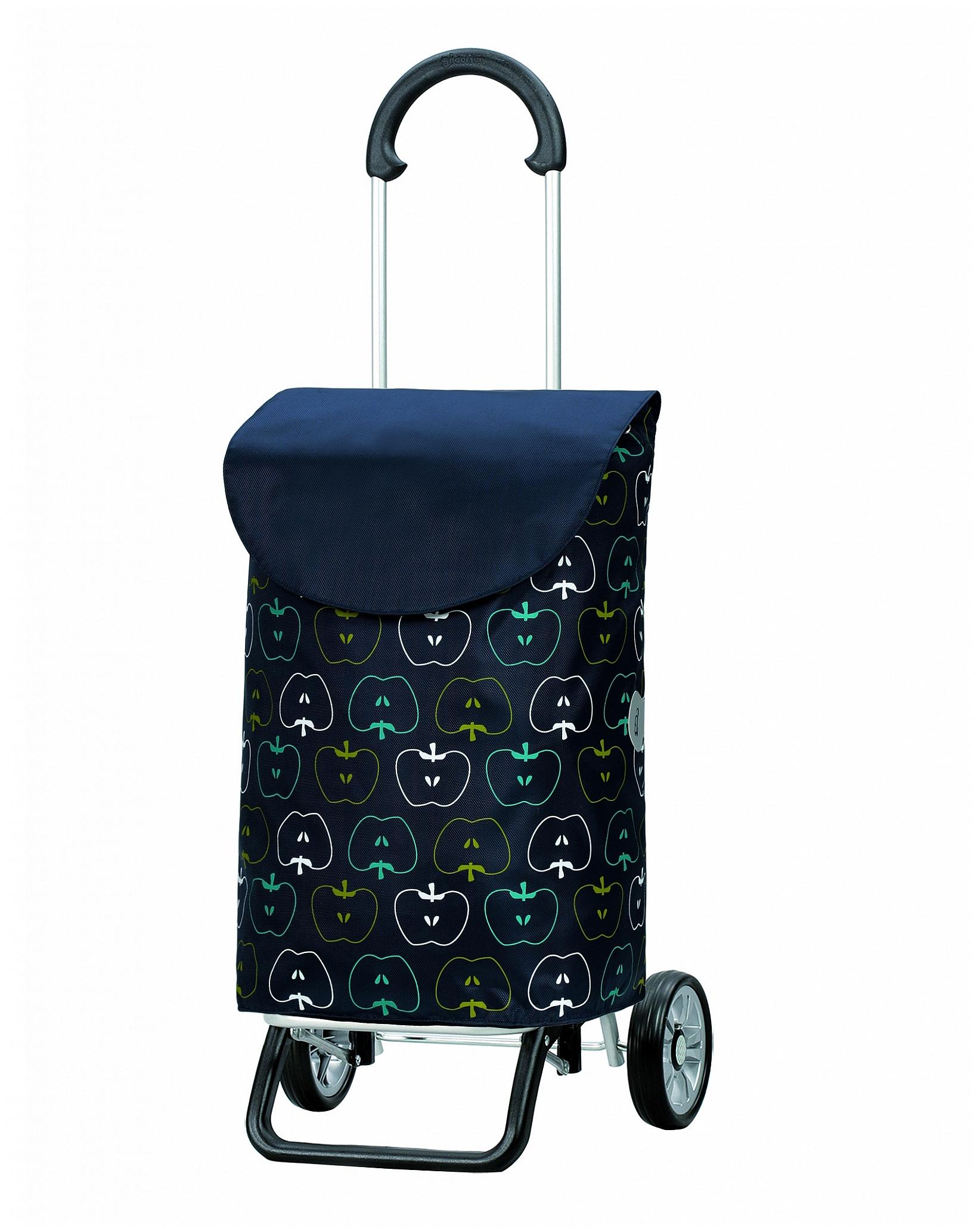 Andersen Nákupní taška na kolečkách SCALA SHOPPER® PLUS HAVA 133-103-90 modrá