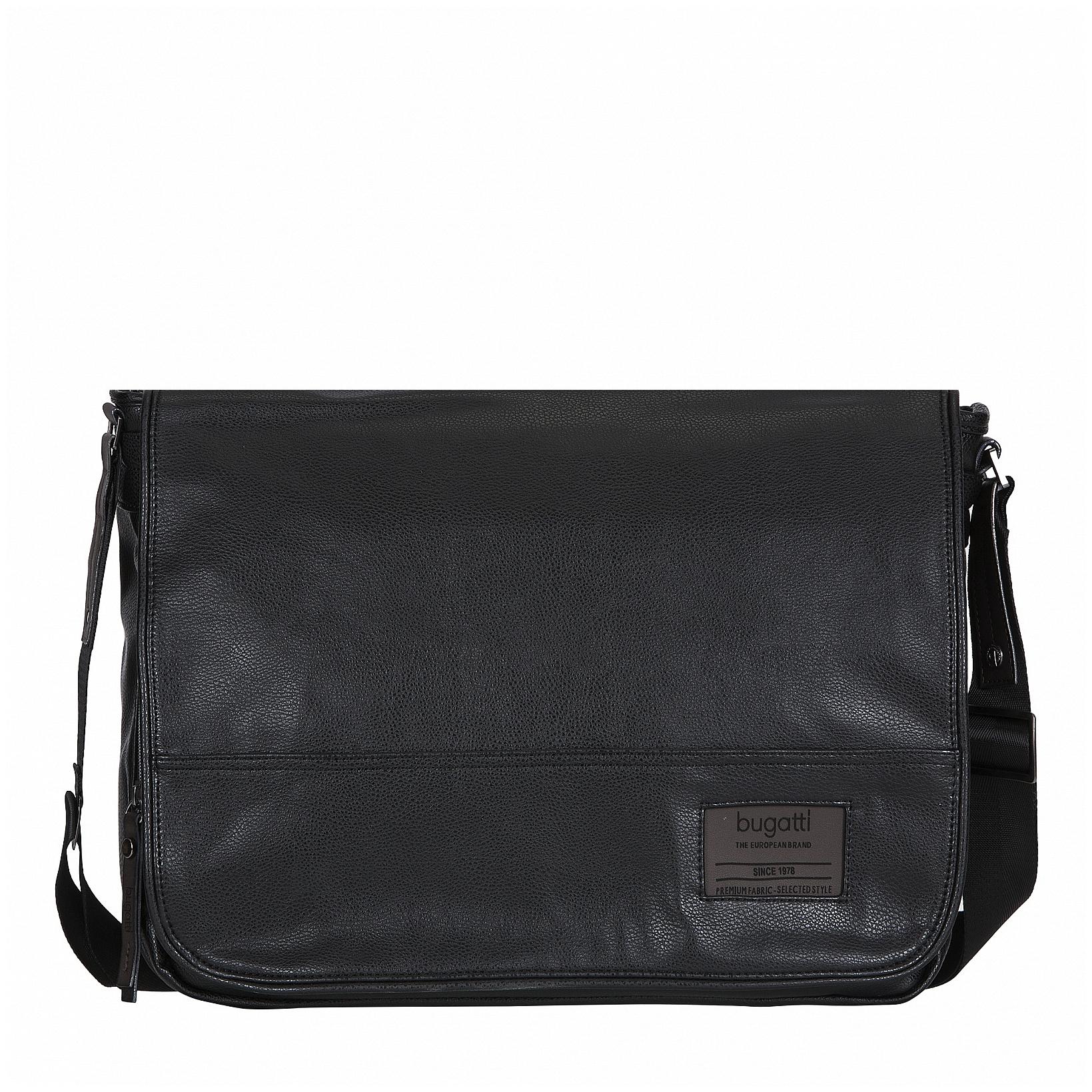 Bugatti Messenger taška na notebook Moto D 49825801 černá