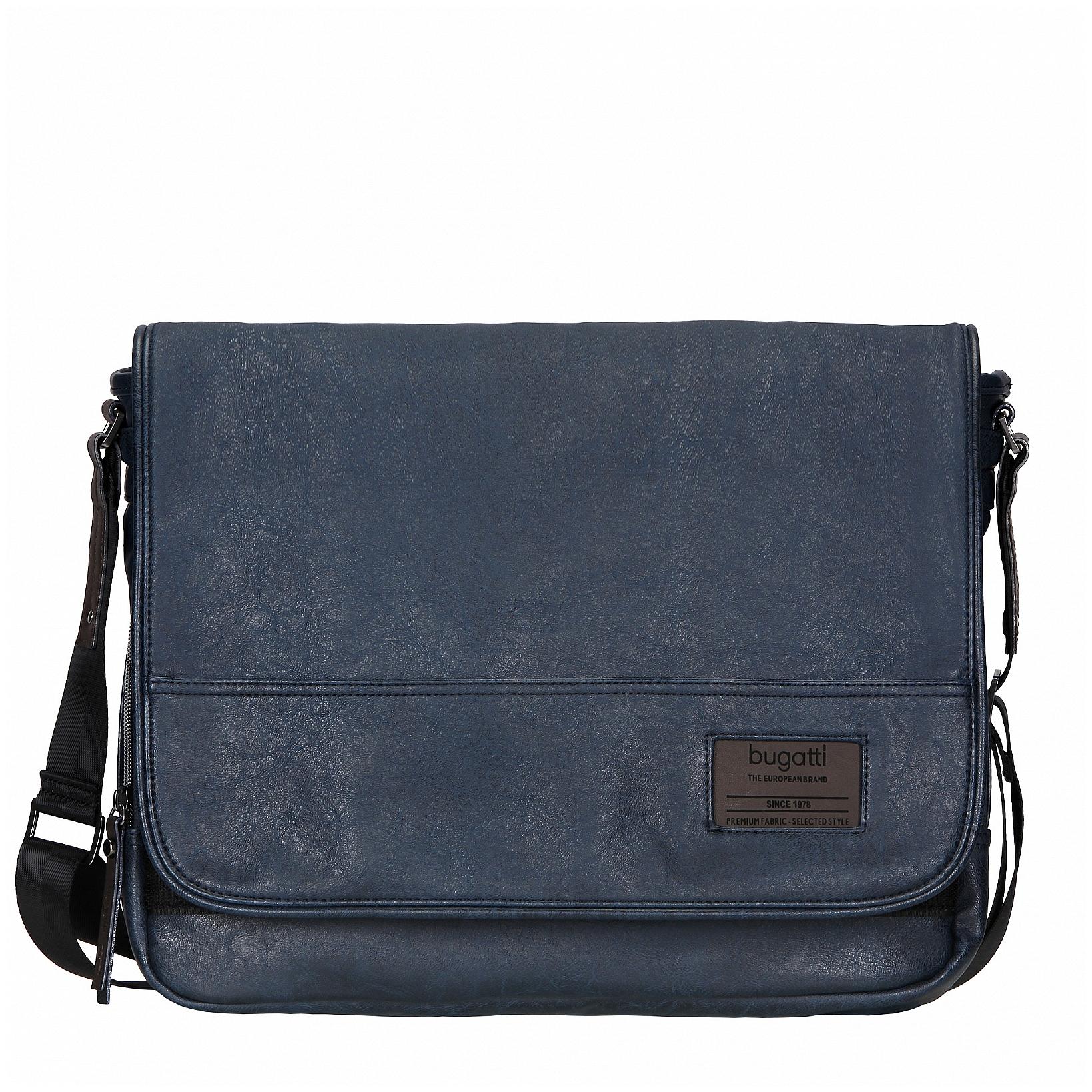 Bugatti Messenger taška na notebook Moto D 49825805 modrá
