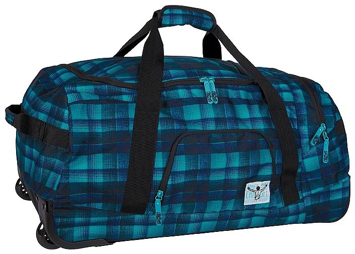 CHIEMSEE Cestovní taška na kolečkách ROLLING DUFFLE LARGE 5021003-00024 modrá