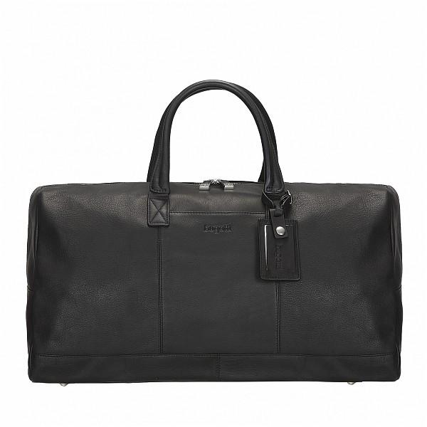 e9eafa24b7a Bugatti Kožená cestovní taška SARTORIA 49546501 černá - UNIVARO