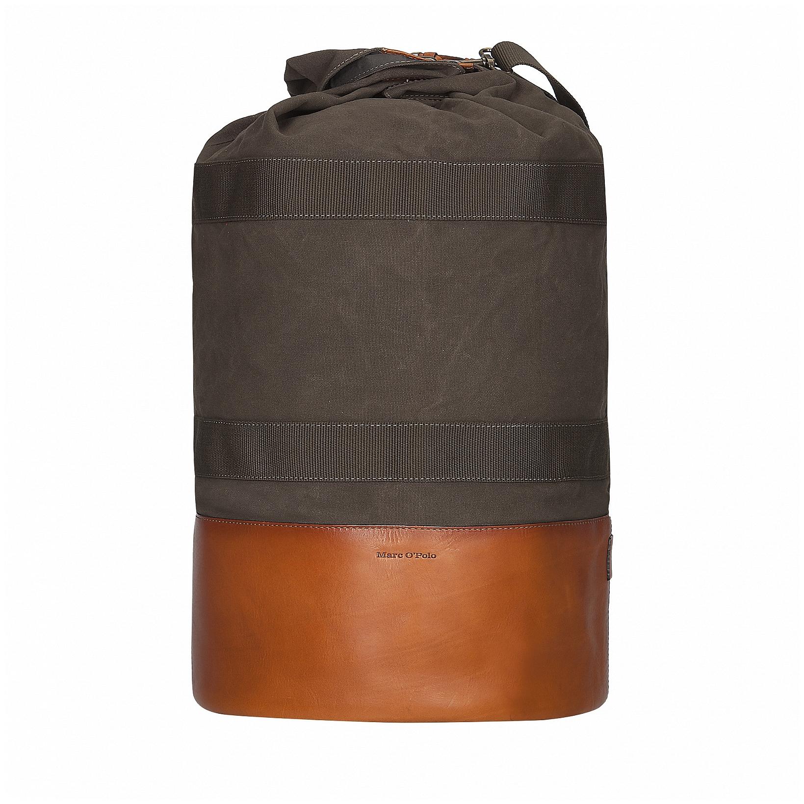 Marc O´Polo Sportovní taška - vak 608 27243001 800 410 koňak-khaki