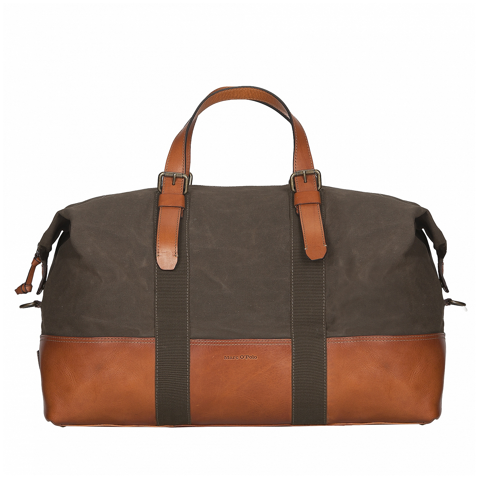 Marc O´Polo Sportovní taška 608 27243601 800 410 koňak-khaki