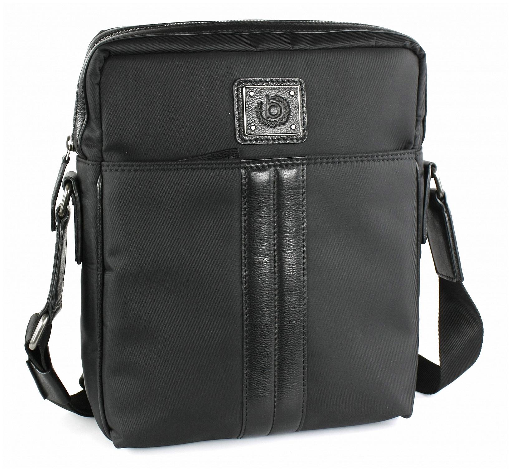 Bugatti Pánská taška přes rameno OGGI 49427301 černá