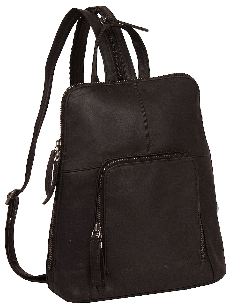 The Chesterfield Brand Dámský kožený batůžek Ivy C58.013601 hnědý