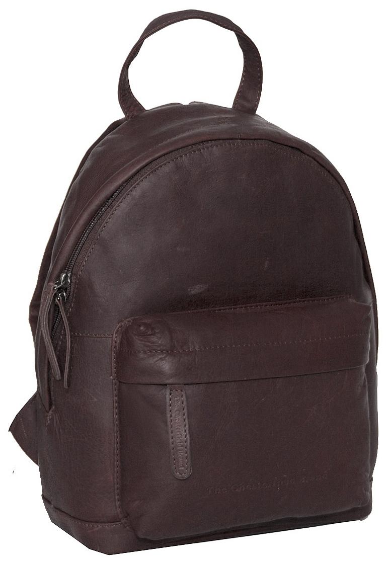 The Chesterfield Brand Dámský kožený batůžek Jamie C58.014801 hnědý