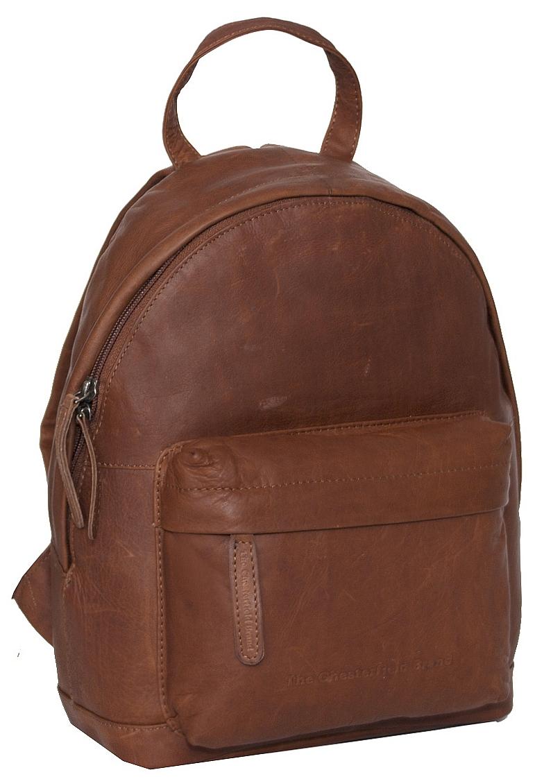 The Chesterfield Brand Dámský kožený batůžek Jamie C58.014831 koňak