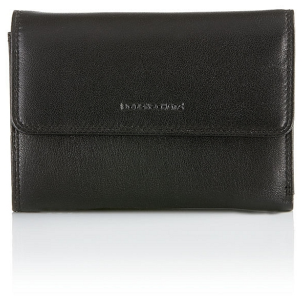 BODENSCHATZ Dámská kožená peněženka 8-178 OL černá