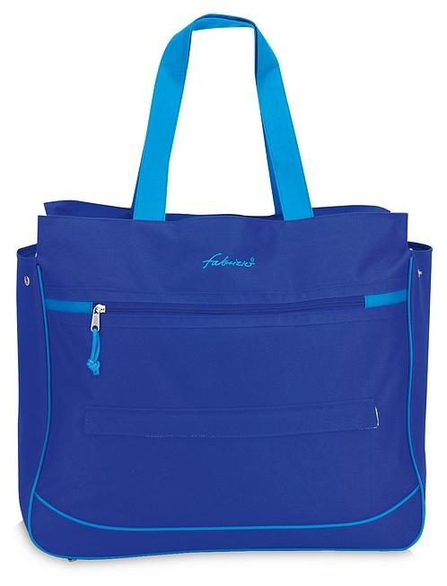 Fabrizio Letní taška - Plážová taška 50141-0500 modrá