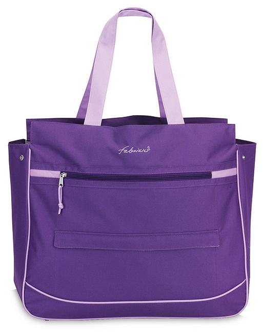 Fabrizio Letní taška - Plážová taška 50141-1900 fialová
