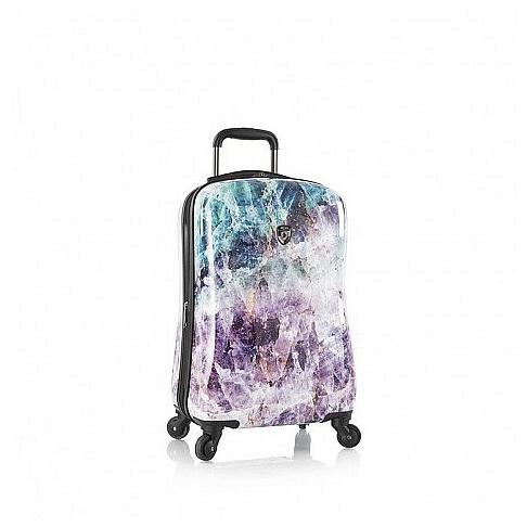 Heys Skořepinový kufr Quartz S 13082-3167-21 barevný