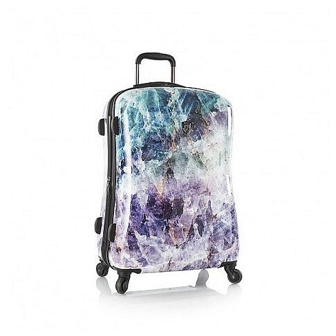 Heys Skořepinový kufr Quartz M 13082-1367-26 barevný
