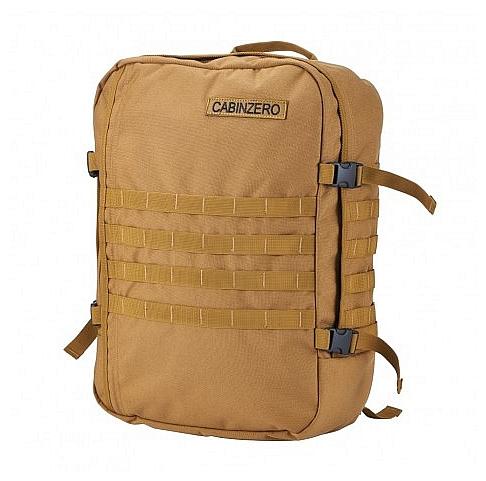 CabinZero Palubní zavazadlo - palubní batoh CabinZero Military Desert 091402 hnědá