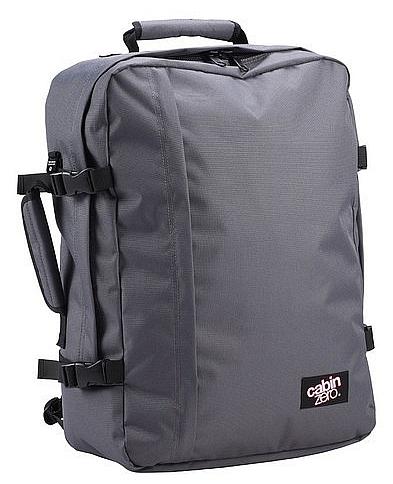 CabinZero Palubní zavazadlo / palubní batoh Cabinzero classic ultra-light 061203 šedá