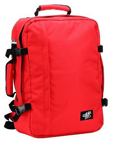 CabinZero Palubní zavazadlo / palubní batoh Cabinzero classic ultra-light 061301 červená