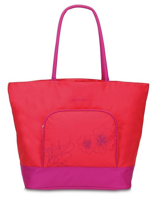 Fabrizio Letní taška - kabelka 50211-1400 červená