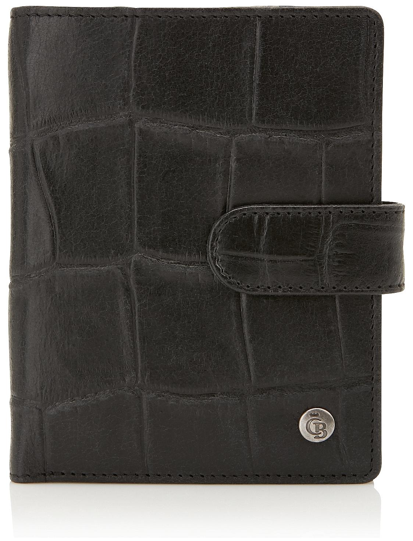 Castelijn & Beerens Dámská kožená peněženka RFID 465415 ZW černá