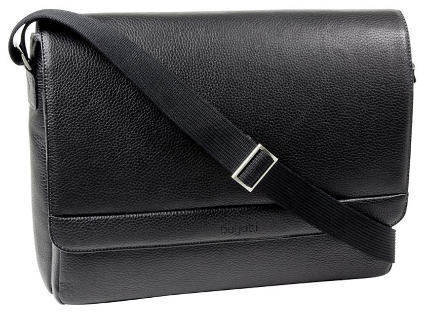 Bugatti Messenger taška přes rameno TIME 49544401 černá