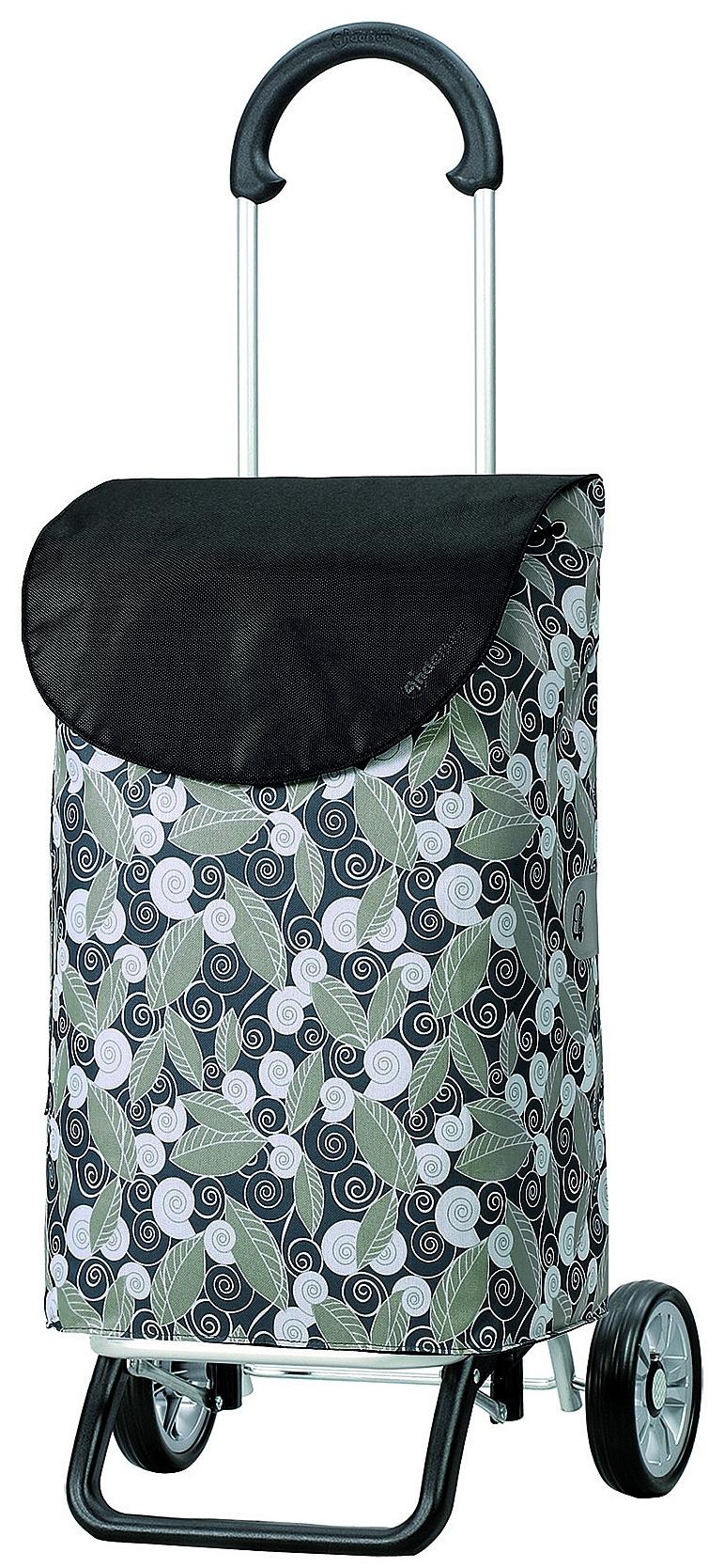 Andersen Nákupní taška na kolečkách SCALA SHOPPER® PLUS SUSI 133-130-20 šedá