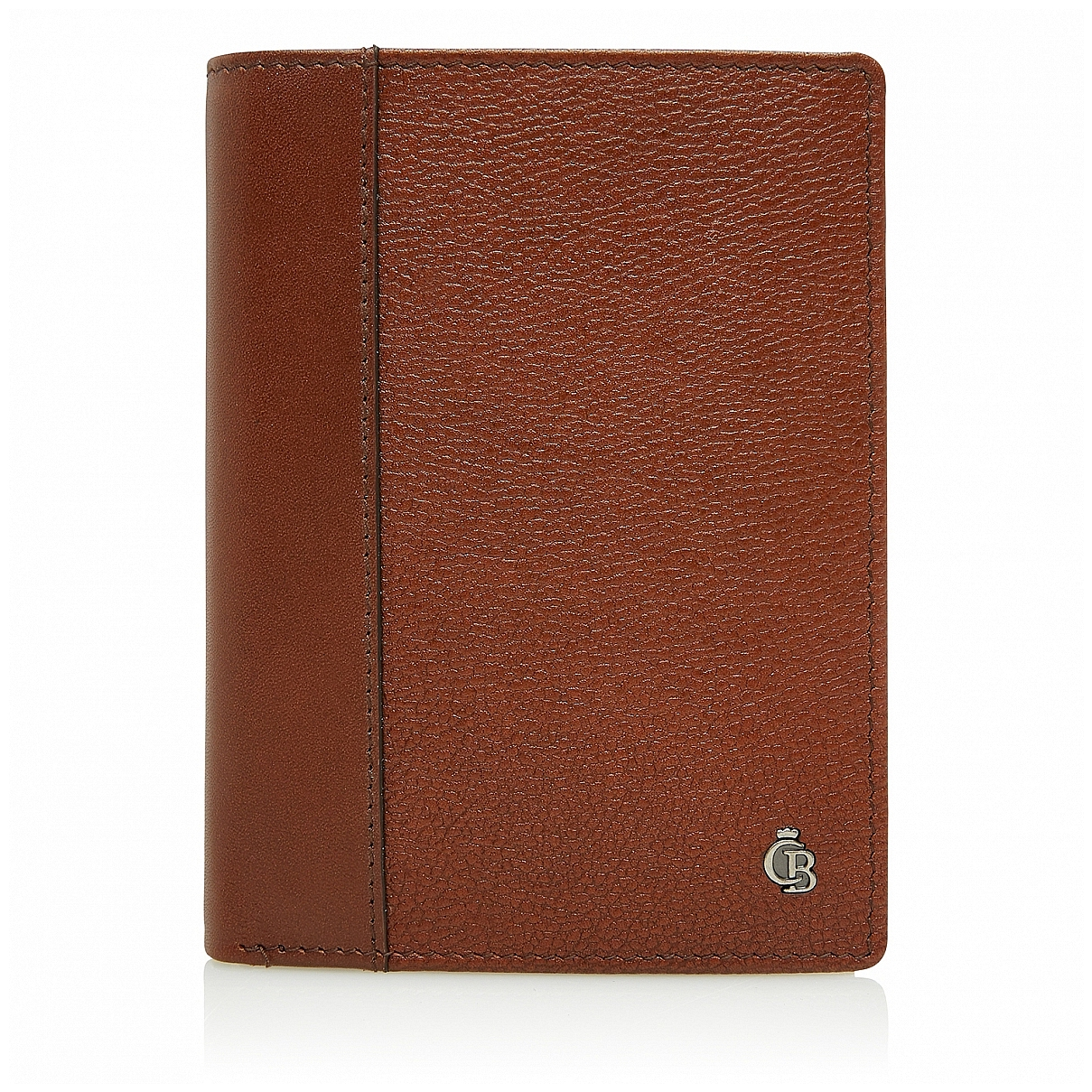 Castelijn & Beerens Pánská kožená peněženka RFID 695793 VIVO koňak