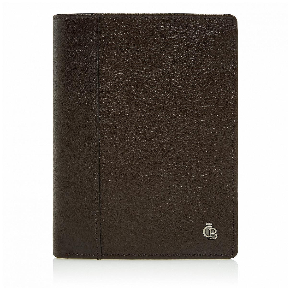 Castelijn & Beerens Pánská kožená peněženka RFID 695793 VIVO hnědá