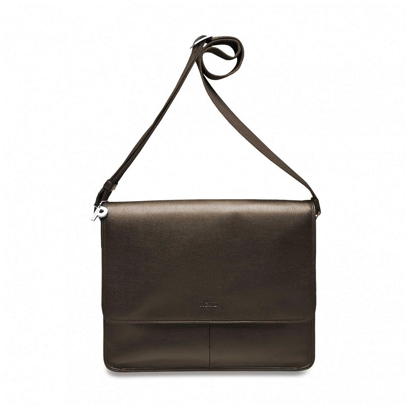 PICARD Kožená taška přes rameno MILANO 6942 tmavě hnědá 137086b2d7