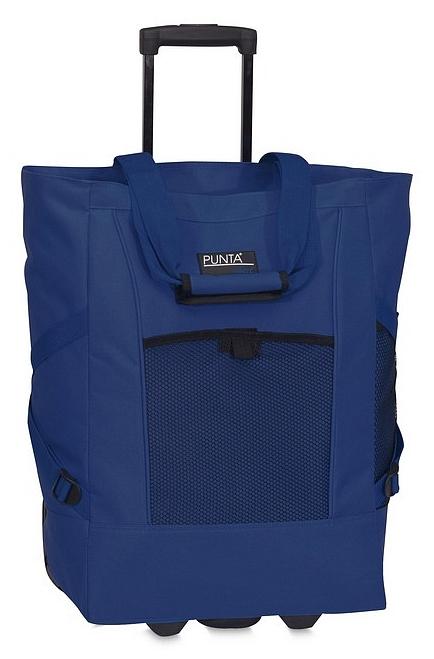 PUNTA wheel Nákupní taška na kolečkách 06980-0600 tmavě modrá