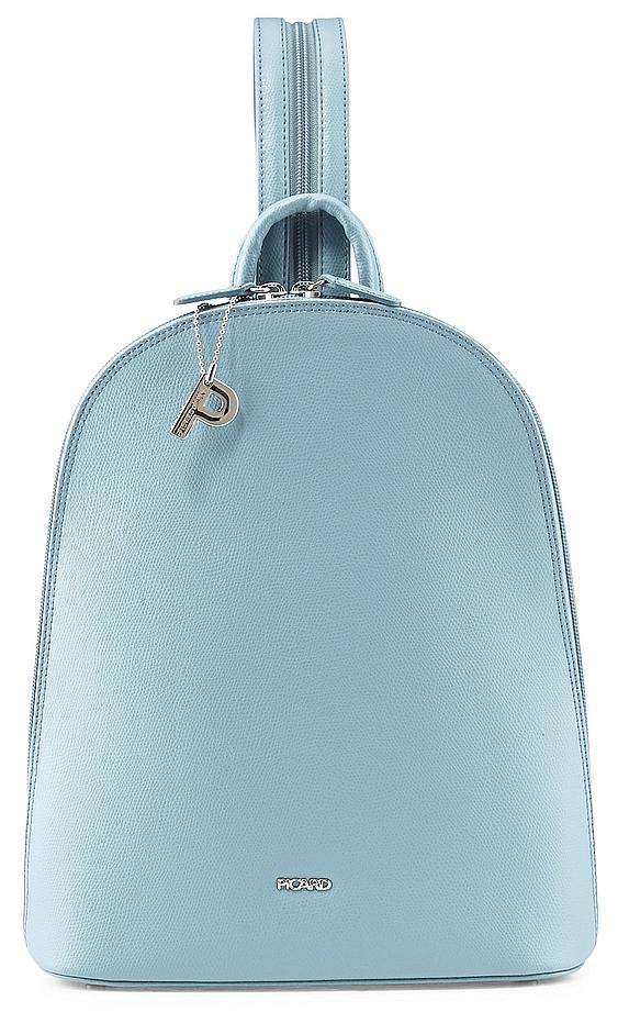 1c34b0e0d49 PICARD Elegantní kožený batoh do města BERLIN 4624 pool