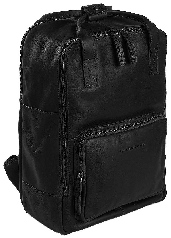 7324d83d4e The Chesterfield Brand Kožený batoh na notebook Belford C58.018300 černý