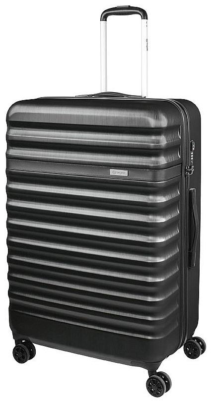 Bugatti Cestovní kufr Corium L 49710201 černý