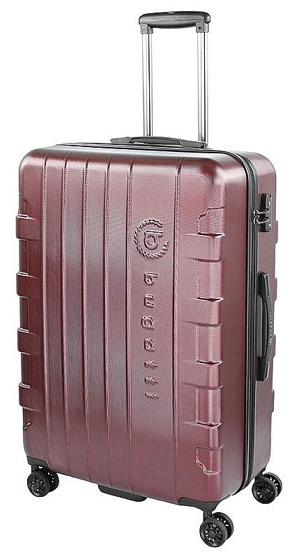 Bugatti Cestovní kufr Galatea L 49709616 červený