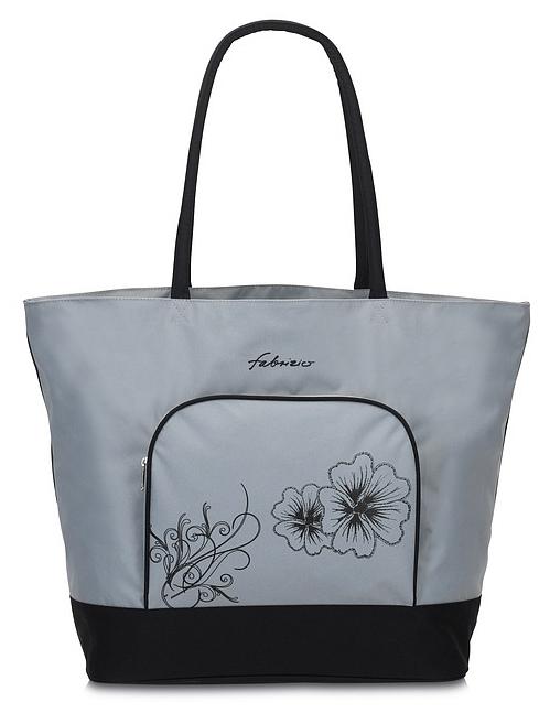 Fabrizio Letní taška - kabelka 50211-2800 šedá