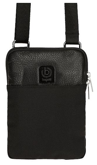 Bugatti Taška přes rameno BASEL 49425701 černá