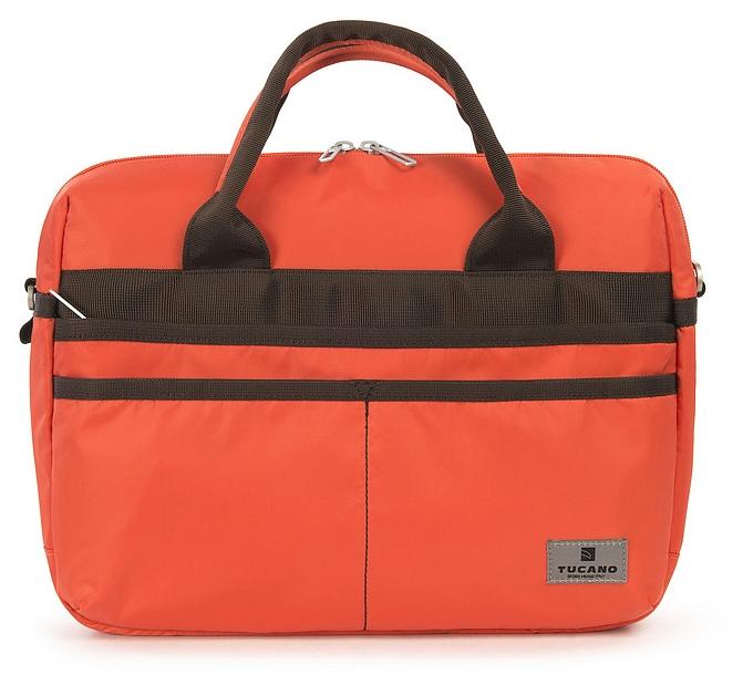 """Tucano Brašna na MacBook Air a Pro a notebook do 13"""" BSHINE13-O oranžová"""