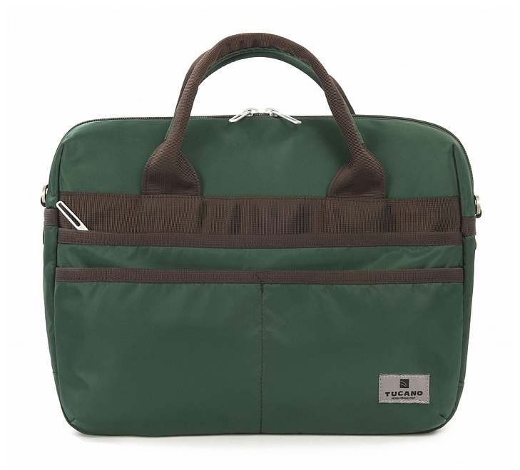 """Tucano Brašna na MacBook Air a Pro a notebook do 13"""" BSHINE13-V zelená"""