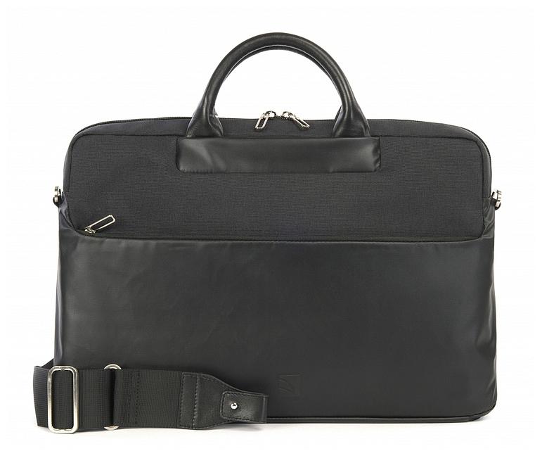 """Tucano Taška na notebook na MacBook 15"""" a notebook 15,6"""" BDUE15 černá"""