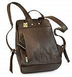 09efcbf7c2 Kožený batoh na notebook do 13
