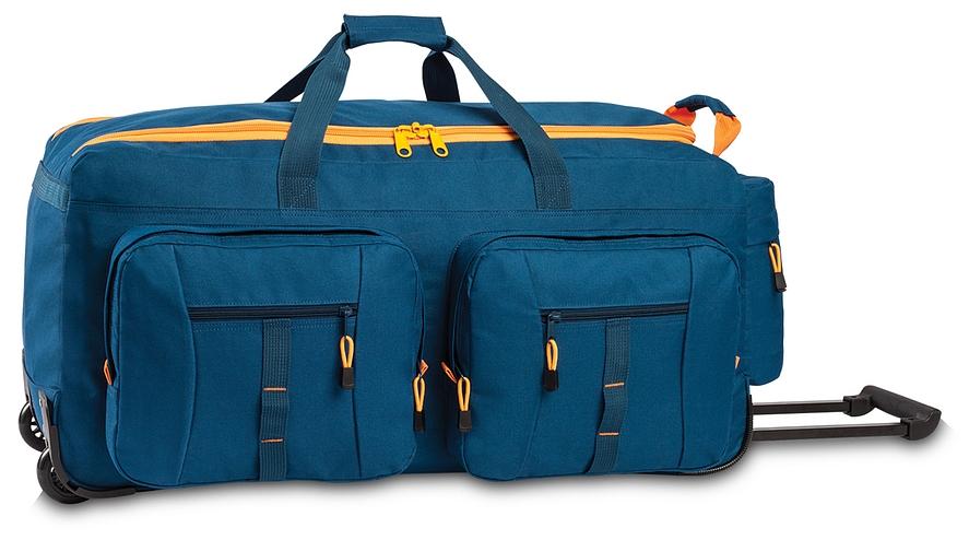 Southwest XXL cestovní taška na kolečkách 30184-0514 modrá