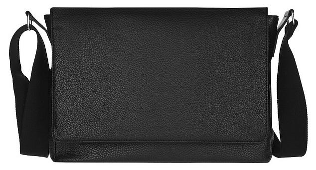 Bugatti Messenger taška L BOSTON 49572401 černá