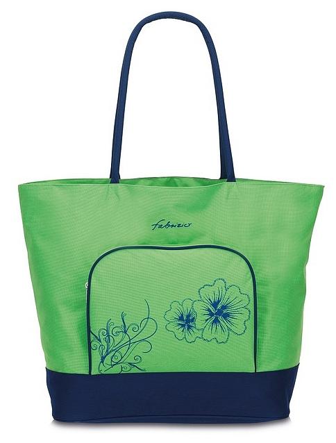 Fabrizio Letní taška - kabelka 50211-0700 zelená
