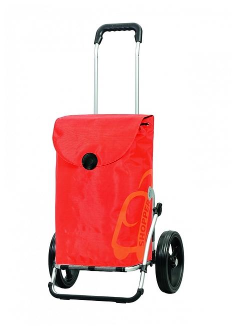 Andersen Nákupní taška na kolečkách ROYAL SHOPPER® PEPE 166-050-30 oranžová