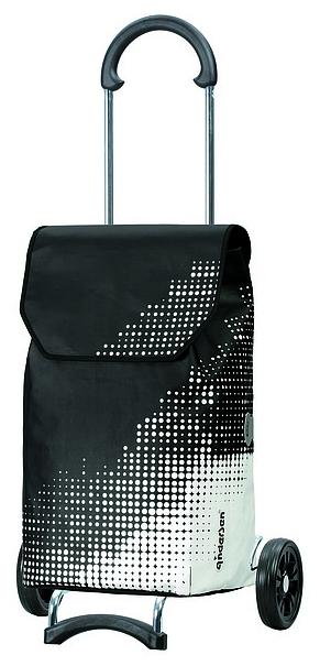 Andersen Nákupní taška na kolečkách SCALA SHOPPER® LEXY 112-061-80 černá