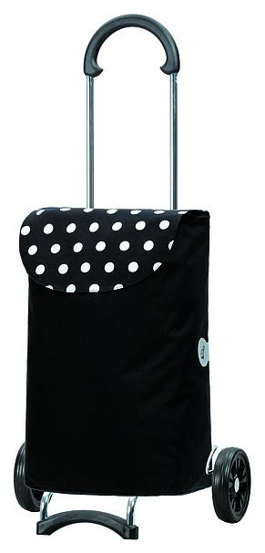 Andersen Nákupní taška na kolečkách SCALA SHOPPER® ELBA 112-051-80 černá