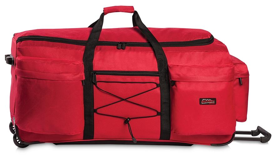 Southwest XXL cestovní taška na kolečkách 30222-0200 červená