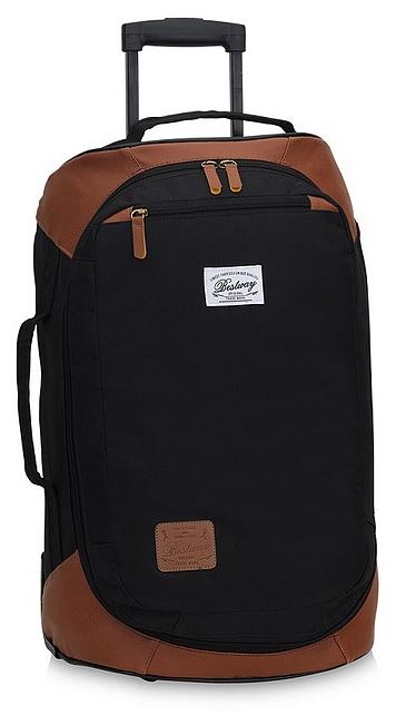 BestWay Cestovní taška na kolečkách 40191-0100 černá