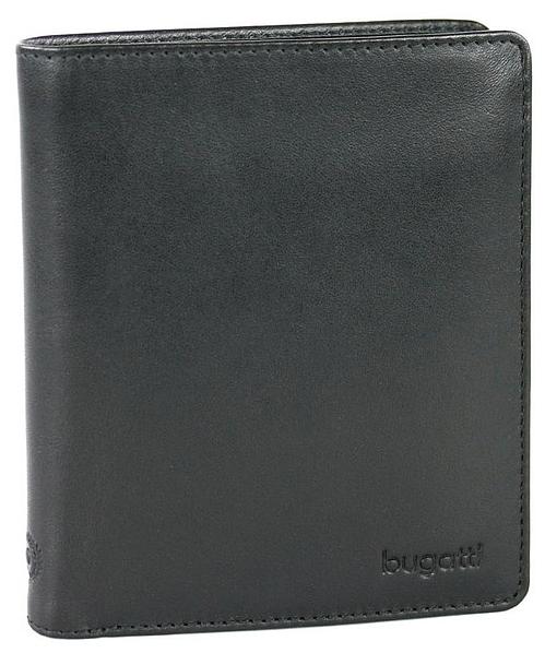 Bugatti Pánská kožená peněženka PRIMO 49107601 černá