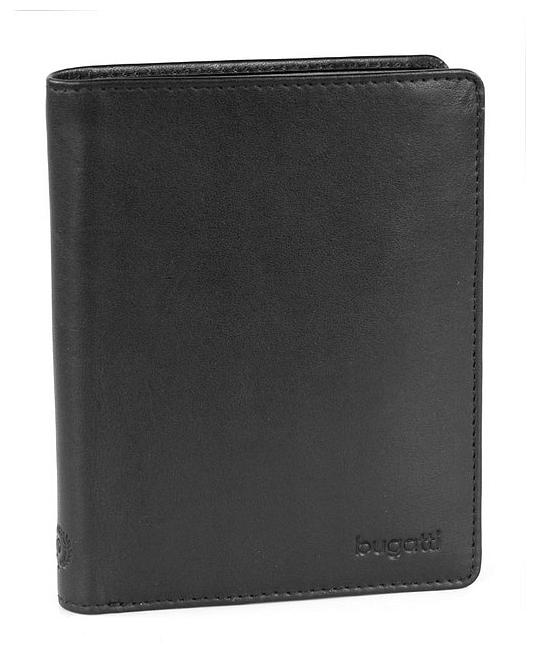 Bugatti Pánská kožená peněženka PRIMO 49107801 černá