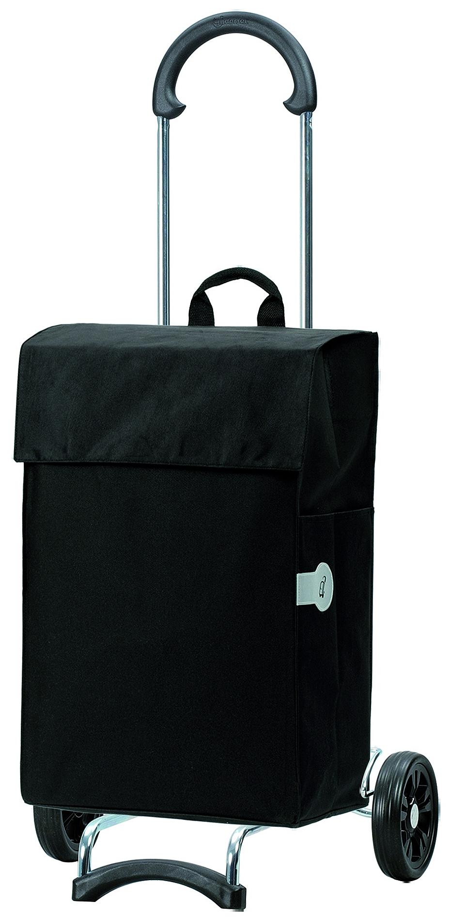 Andersen Nákupní taška na kolečkách SCALA SHOPPER® HERA 112-004-80 černá