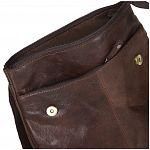 37a43e26cd0 ESTELLE Dámský kožený batoh 1191 hnědý - UNIVARO